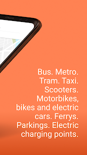 Meep - public transport, taxi and more