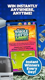 PCH Lotto Screenshot
