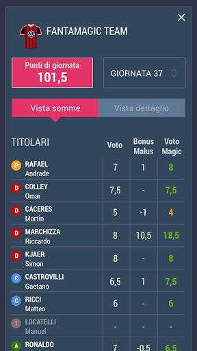 Magic Gazzetta 1.19 screenshots 2