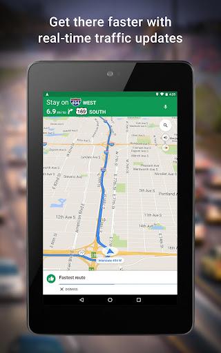 Foto do Google Maps - Navigate & Explore