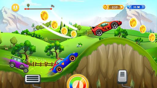 Kids Car Hill Racing: Games For Boys 3.5 screenshots 1