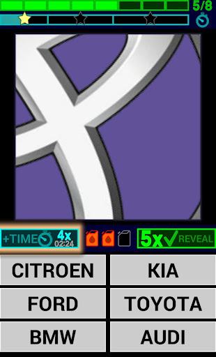 Cars Logo Quiz HD 2.4.2 Screenshots 13