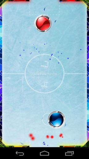 air hockey pro sci-fi screenshot 3