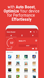 Game Booster | Play Games Faster & Smoother 4566r Apk 2