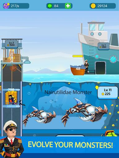 Sea Jurassic Tycoon 12.86 screenshots 5