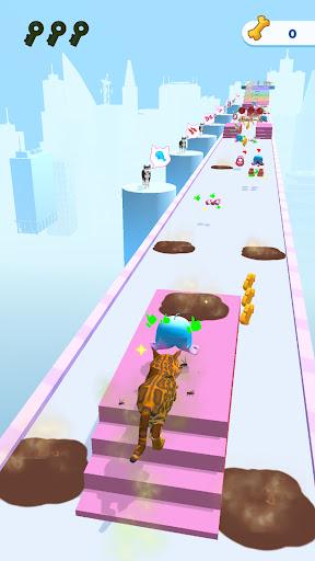 Cats run 3D  screenshots 2