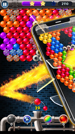 Subway Bubble Shooter - Extreme Bubble Fun Empire apkpoly screenshots 1