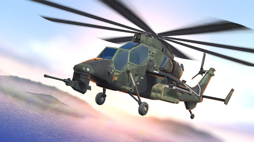 Helicopter Combat Gunship - Helicopter Games 2020 modavailable screenshots 6