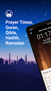 Athan Pro – Azan & Prayer Times & Qibla 1