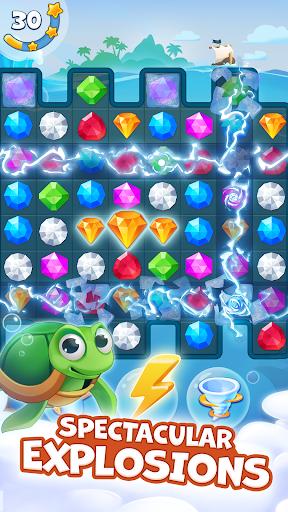 Pirate Treasures - Gems Puzzle 2.0.0.97 screenshots 21