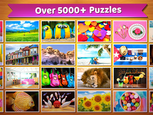 Jigsaw Puzzles Pro ud83eudde9 - Free Jigsaw Puzzle Games 1.4.1 screenshots 17