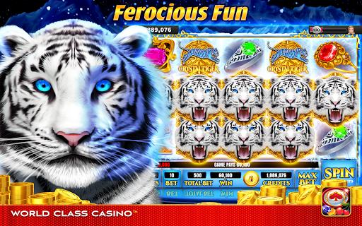 World Class Casino Slots, Blackjack & Poker Room 8.3.8 screenshots 1