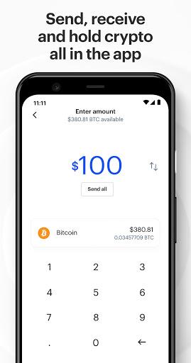 Coinbase – Buy & Trade Bitcoin, Ethereum & more  screenshots 7