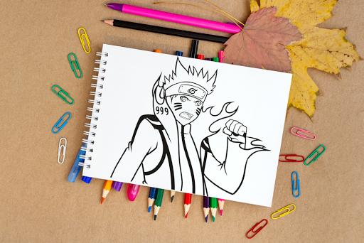 How To Draw Cartoon Anime  Screenshots 6