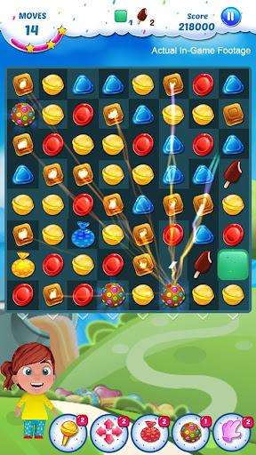 Gummy Candy - Match 3 Game 1.8 screenshots 9