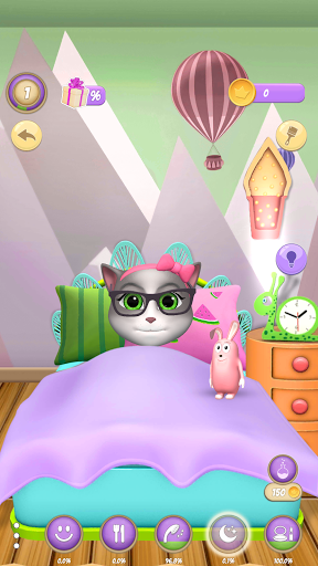 My Cat Lily 2 - Talking Virtual Pet 1.10.31 screenshots 5
