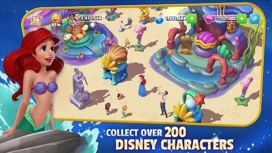 Disney Magic Kingdoms: Build Your Own Magical Park Mod Apk 6.0.0 (Unlimited Gems) 2