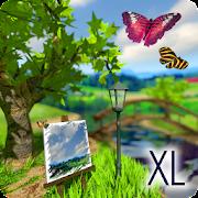 Parallax Nature: Summer Day XL 3D Gyro Wallpaper