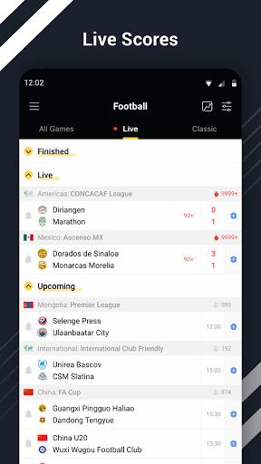 Bee Sports u2013 Football live scores apktram screenshots 6