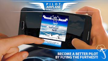 Pilot Airplane simulator 3D