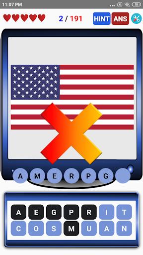 Flag Quiz - Flags Quiz, FlagQuiz, FlagsQuiz 1.5.4 screenshots 6