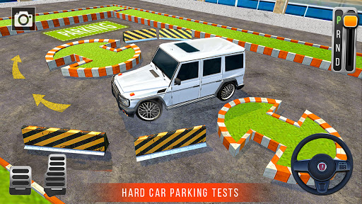 Car Parking Simulator Games: Prado Car Games 2021  Screenshots 6