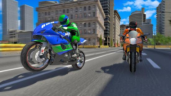 Drag Bike Racers screenshots 1