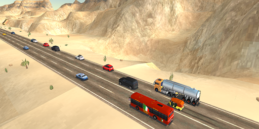 Tuk Tuk Rickshaw:  Auto Traffic Racing Simulator screenshots 16