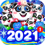 Bubble Shooter Sweet Panda