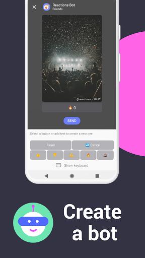 TamTam: Messenger for text chats & Video Calling  Screenshots 6