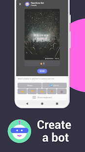 TamTam: Messenger for text chats & Video Calling Screenshot