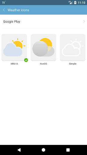 Weather Mate (Weather M8) 1.6.7 Screenshots 7