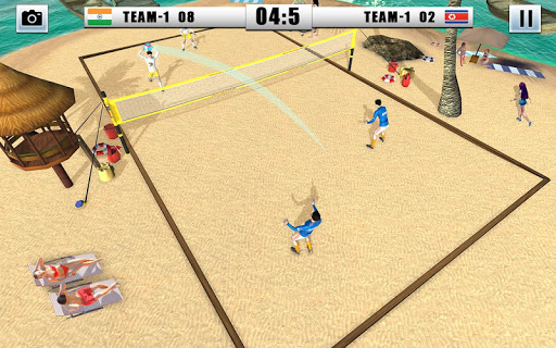 Volleyball 2021 - Offline Sports Games apkpoly screenshots 5