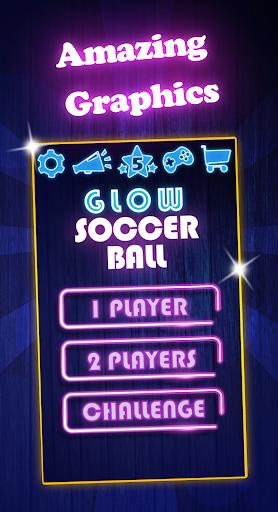 Glow Soccer Ball apklade screenshots 1