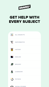 Brainly – Home Learning  Homework Help Apk 5