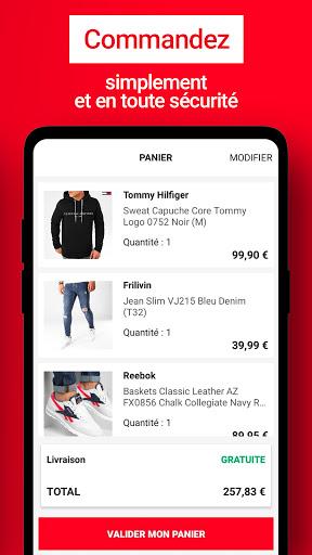 La Boutique Officielle : Mode et chaussures modavailable screenshots 6
