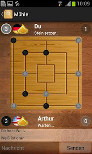 Mühle Multiplayer
