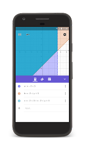 GeoGebra Graphing Calculator Screenshot