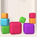Color Merge Blast - 2048 Cubes