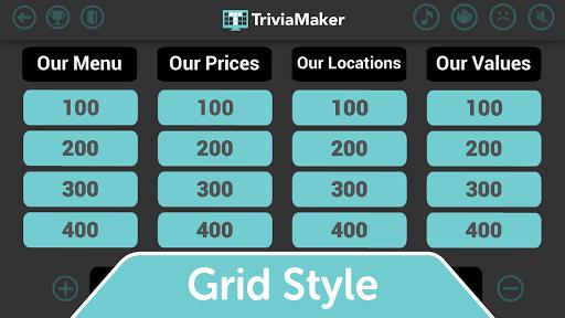 TriviaMaker - Quiz Creator, Game Show Trivia Maker 6.1.3 screenshots 5