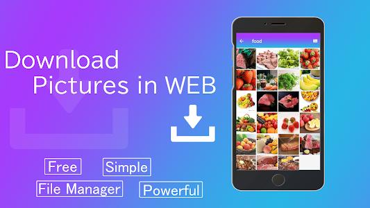 website Image Downloader - Powerful image download 1.2.1