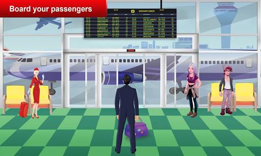 Summer Vacation Airport Trip: Flight Attendant 1.0.5 screenshots 5