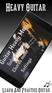 Metal Electric Guitar : Virtual Heavy Guitar Pro