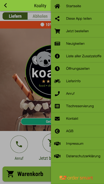 Koality screenshot 2