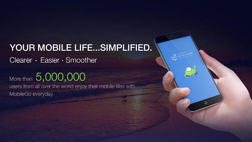 MobileGo (Cleaner & Optimizer) apktram screenshots 1