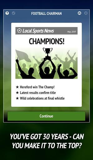 Football Chairman - Build a Soccer Empire  Screenshots 10