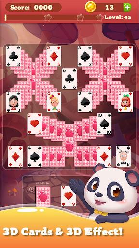 panda solitaire k screenshot 2