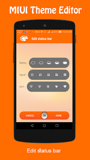 Theme Editor For MIUI 1.7.3 Screenshots 3