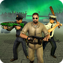 NY Police Zombie Defense 3D New Tower Defense Game