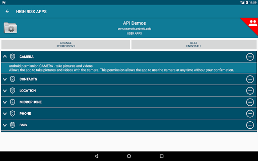 Revo App Permission Manager android2mod screenshots 16